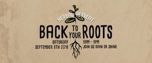 Back to your roots retreat